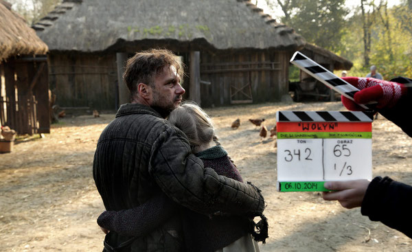 zdjęcie z planu filmu