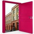 Drzwi otwarte w WSBiNoZ - drzwi otwarte, wyższa szkoła biznesu i nauk o zdrowiu,