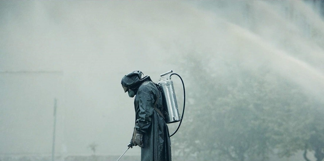 Kadr z serialu HBO Czarnobyl 2019