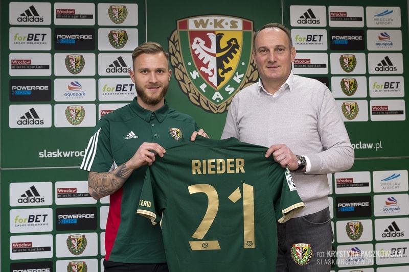 Tim Rieder