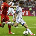 Sensacja! Grecja wyrzuciła Rosję z mistrzostw - grecja rosja 1 0 euro 2012 relacja składy gole bramki wideo grupa a karagounis