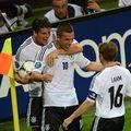 Niemcy wypunktowali Duńczyków - dania niemcy 1 2 euro 2012 relacja składy gole bramki wideo grupa b podolski bender