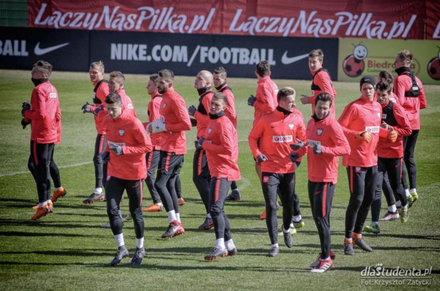 kadra Polski w piłce nożnej