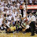 Niesamowity mecz w Miami! Remis w serii! - miami san antonio 103 100 finały nba szósty mecz ray allen trójka wideo