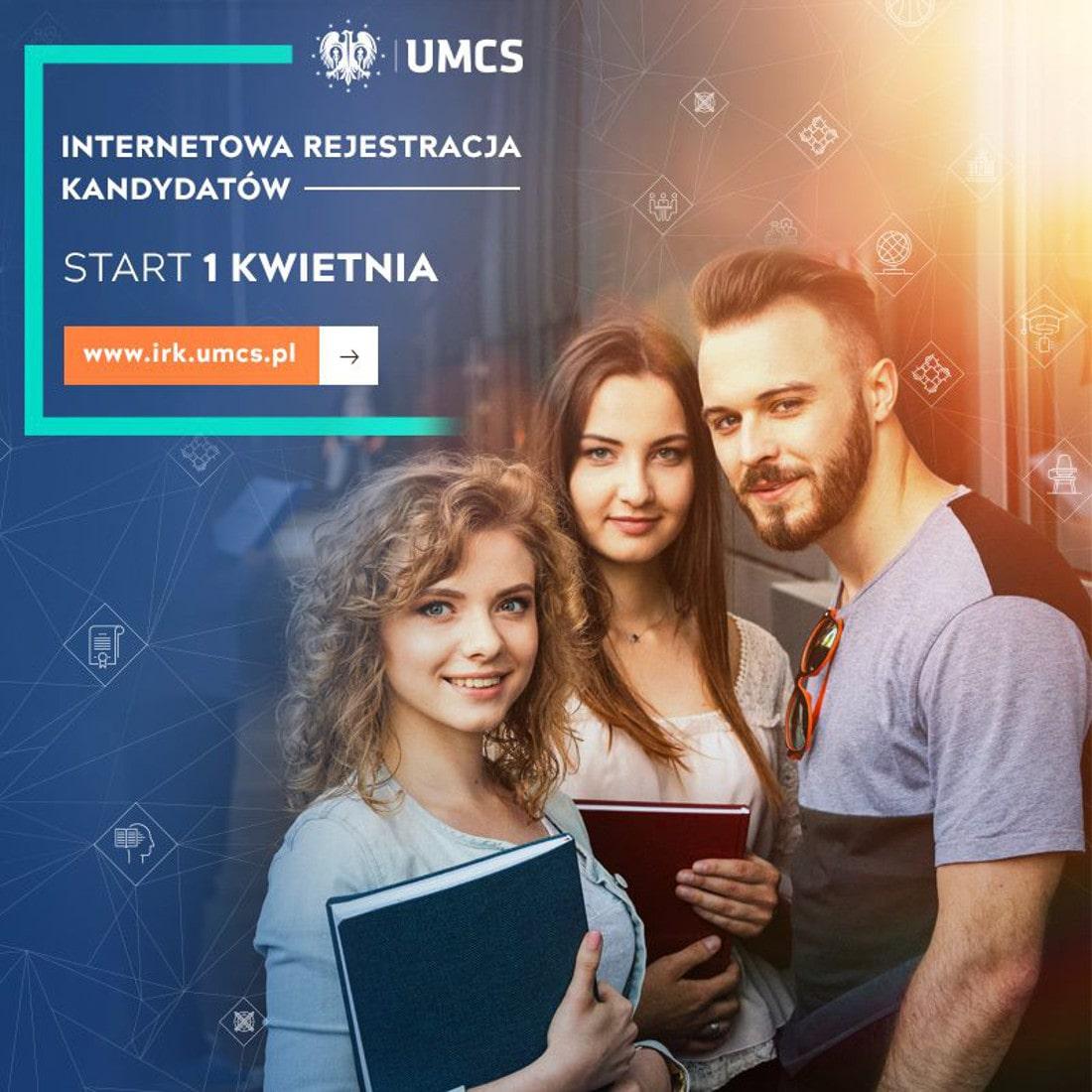 Zobacz, co nowego pojawi się w ofercie UMCS w kolejnym roku akademickim!