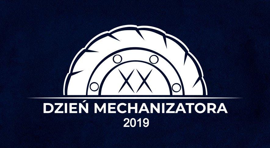 XX Dzień Mechanizatora i Absolwenta plakat