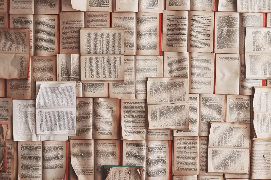 Rozsypane książki