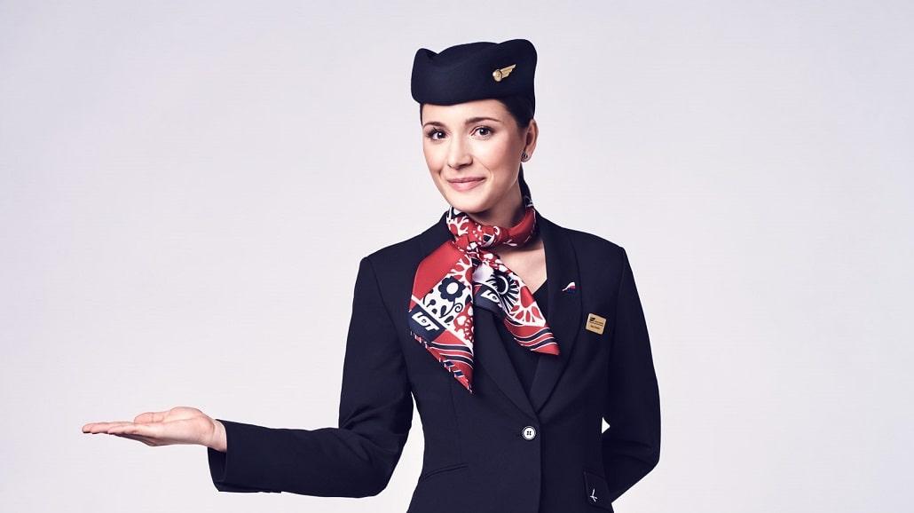 Stewardessa LOT