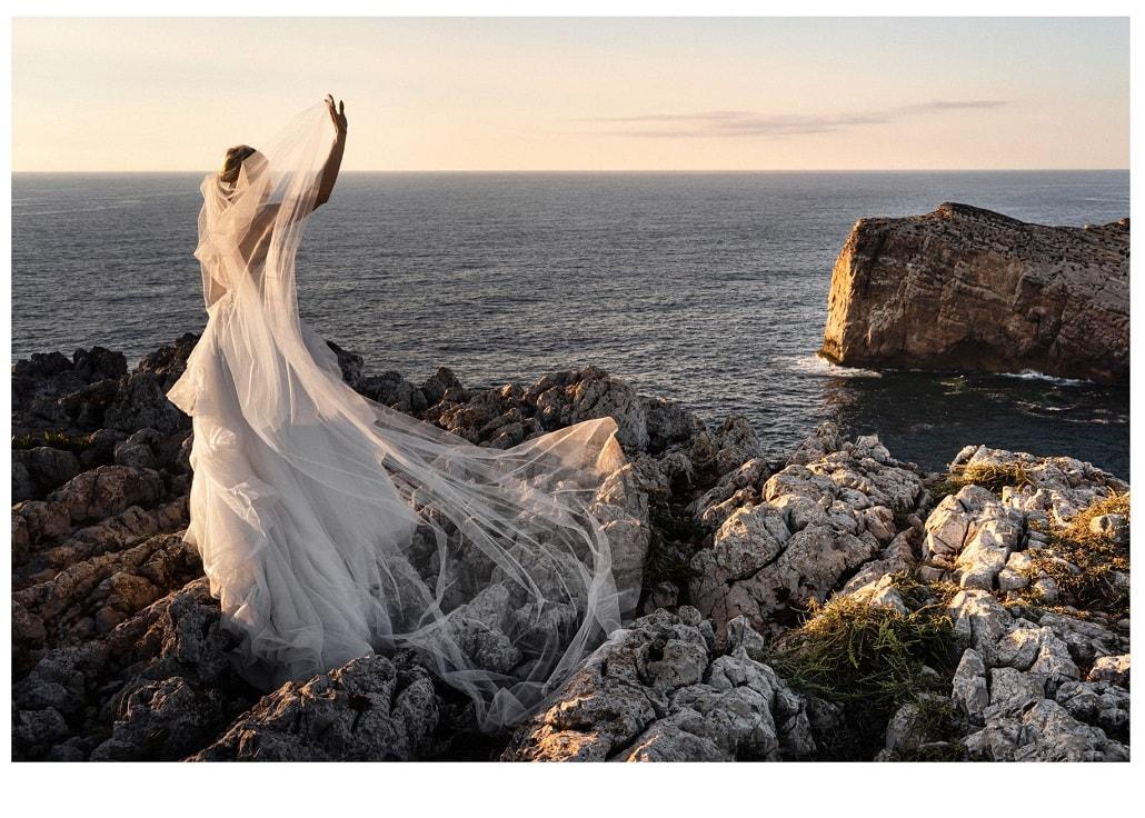 Zdjęcie ślubne autorstwa Michała Wąsika