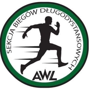 Sekcja Biegów Długodystansowych AWL - Logo