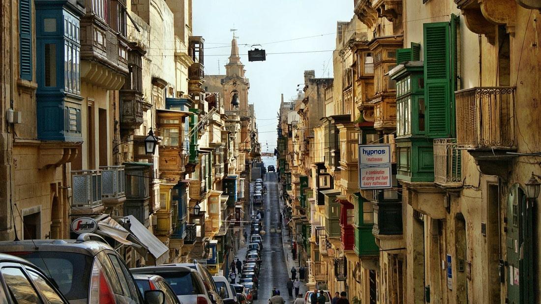 Zobacz, dlaczego warto uczyć się języka angielskiego na Malcie ze szkołą Sprachcaffe!