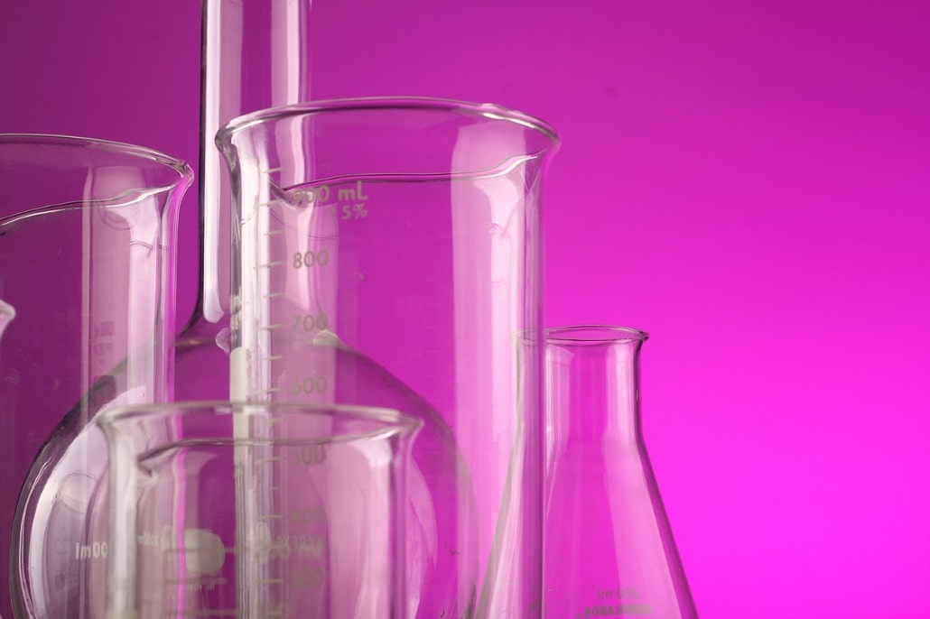 Szkło laboratoryjne