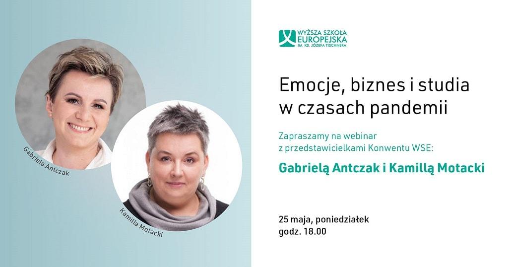 Webinar WSE w Krakowie maj 2020