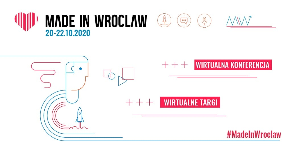 Made in Wrocław 2020 baner
