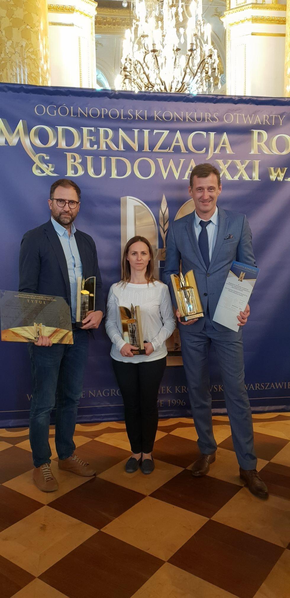 Gala Ogłoszenia Wyników i Wręczenia Nagród w 24. edycji Ogólnopolskiego Konkursu Budowlanego pt.