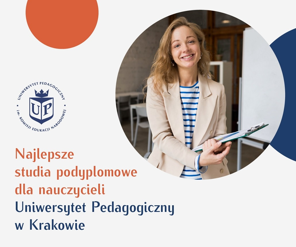 Studia podyplomowe UP Krakow plakat baner