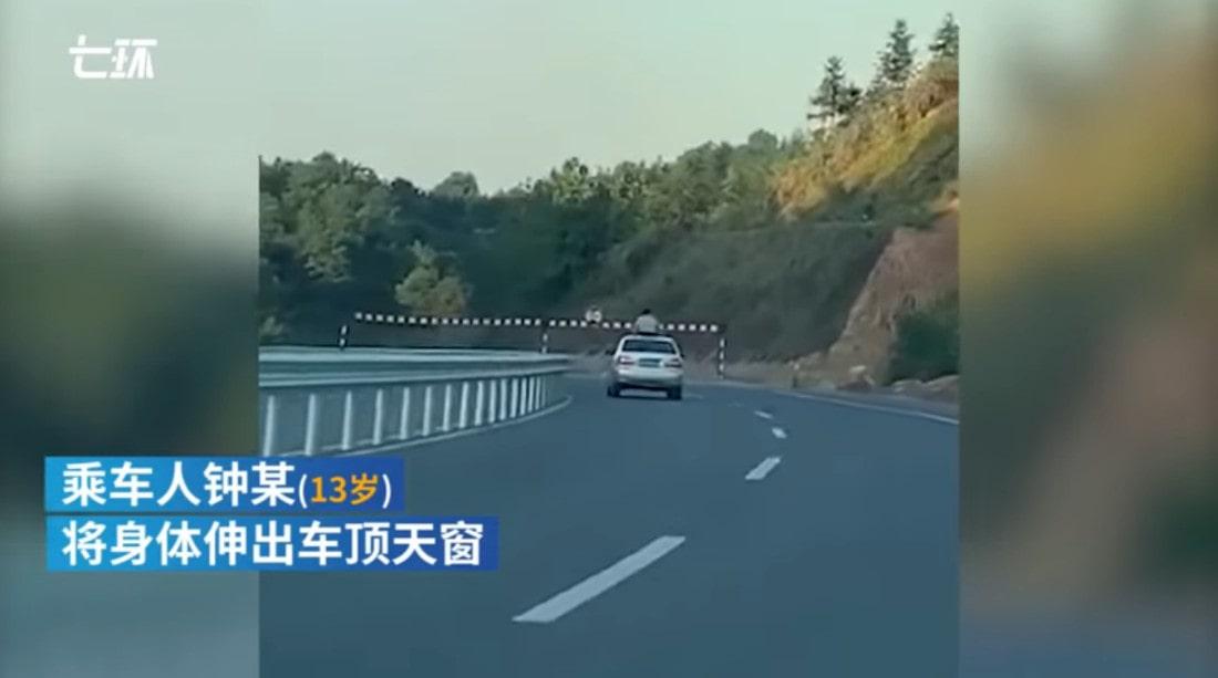 Zabawa 13-letniego Chińczyka przerodziła się w tragedię.
