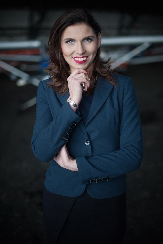 Katarzyna Richter, specjalistka HR i psycholog międzykulturowa