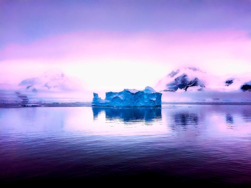 Antarktyda Lodowiec
