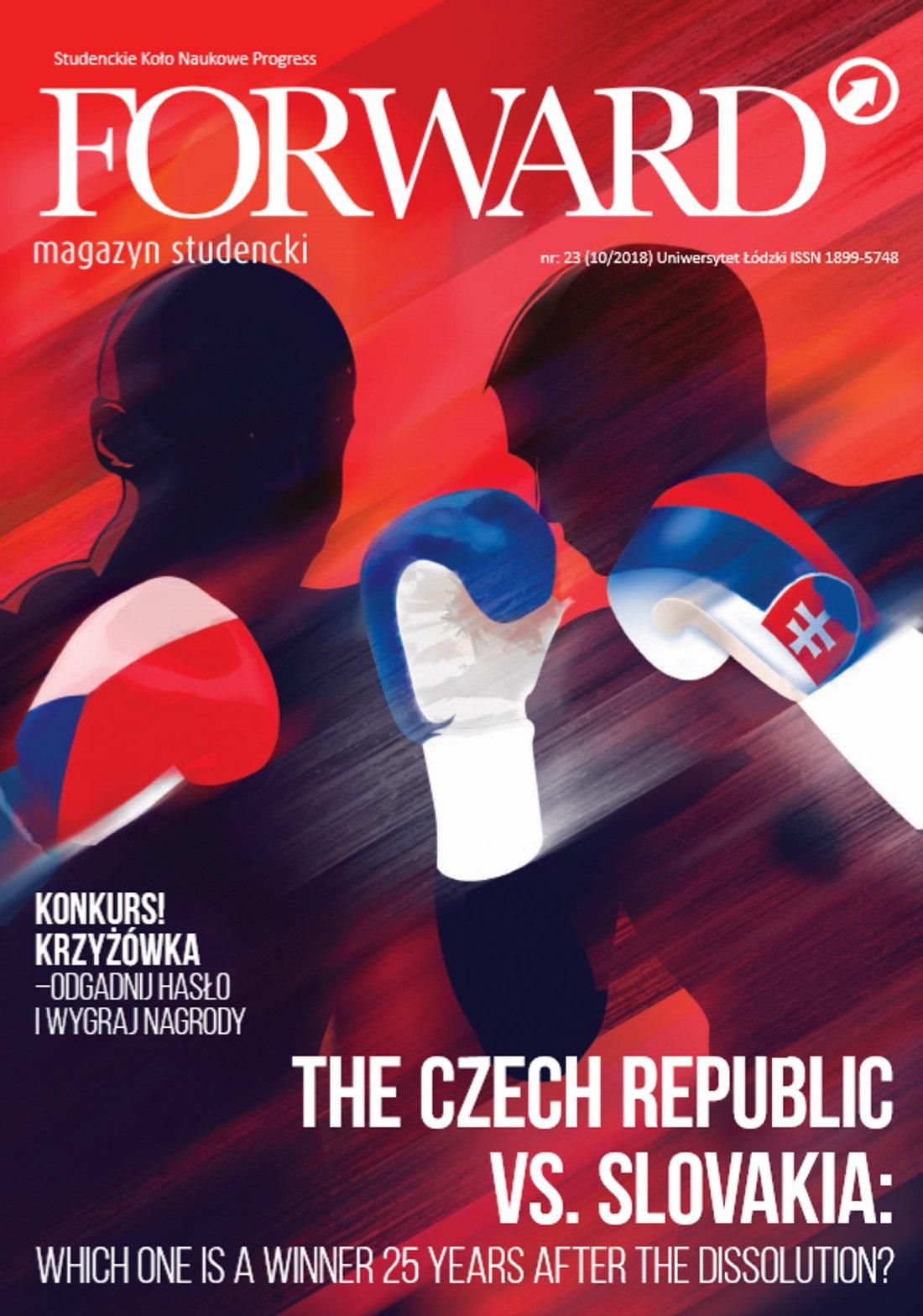 Zobacz, co można znaleźć w najnowszym numerze magazynu Forward!