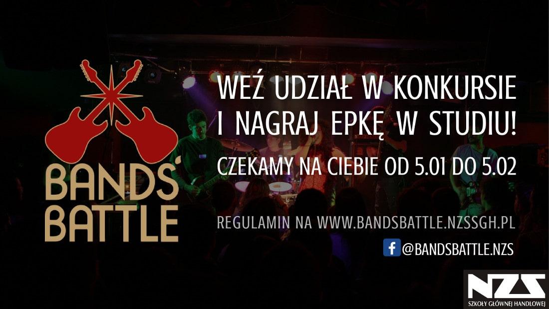 Koncert finałowy odbędzie się 16 marca w Klubie Harenda.