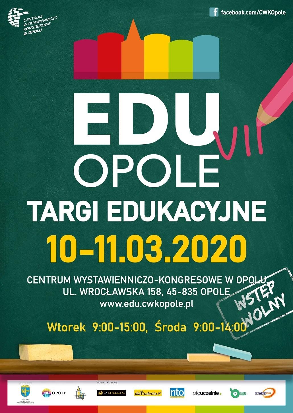 EDU 2020 plakat