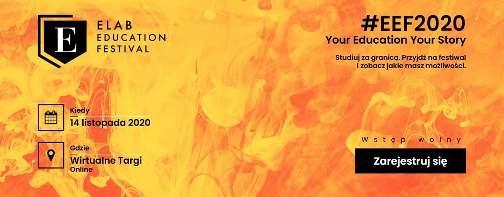 Elab Education Festival 2020 - baner