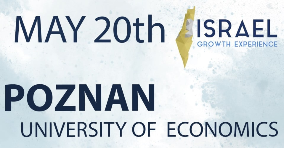 Israel Growth Experience 2019