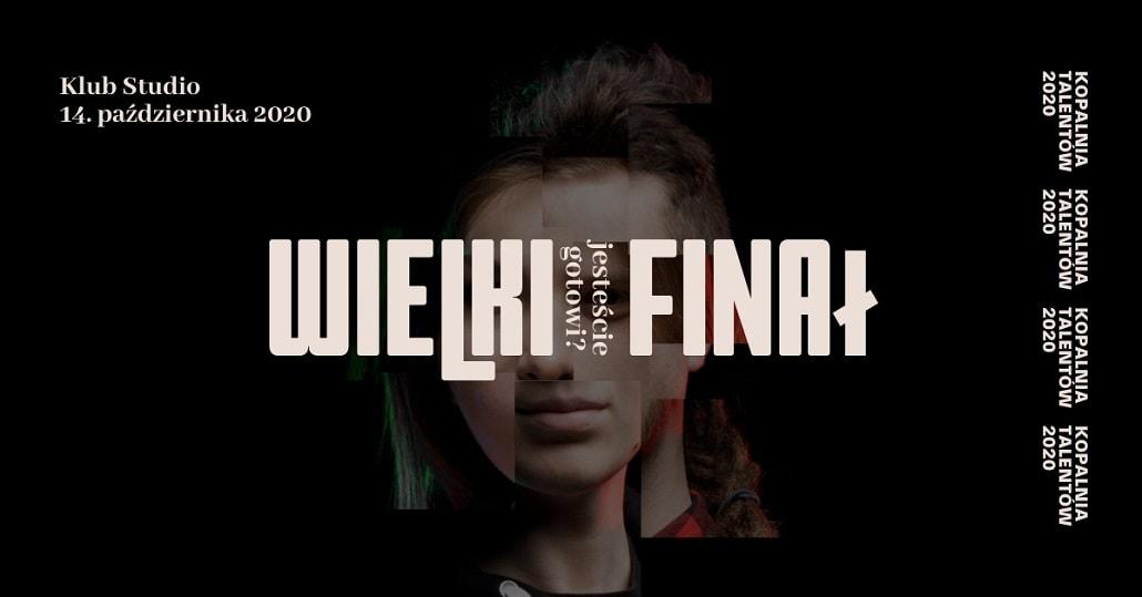 Kopalnia Talentów AGH 2020 baner