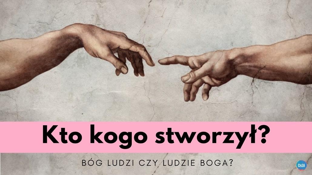 Porozmawiajmy o... Kto kogo stworzył? 2021 - plakat baner