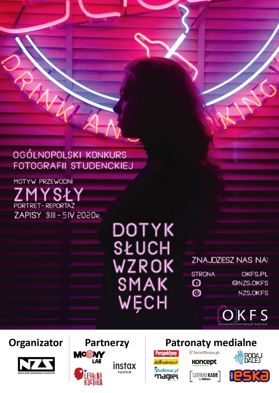 OKFS 2020 plakat
