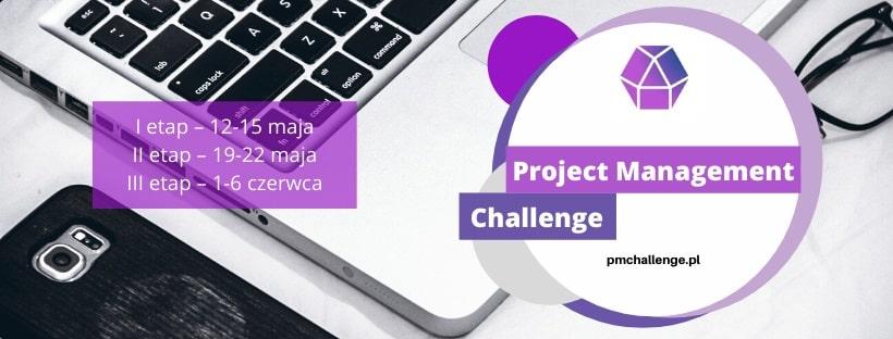 Project Management Challenge 2020 - baner plakat reklama