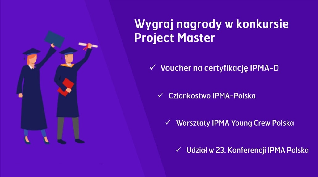 Project Master 2020 plakat