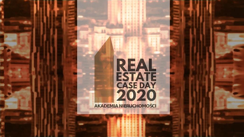 Real Estate Case Day 2020 plakat baner zdjęcie w tle