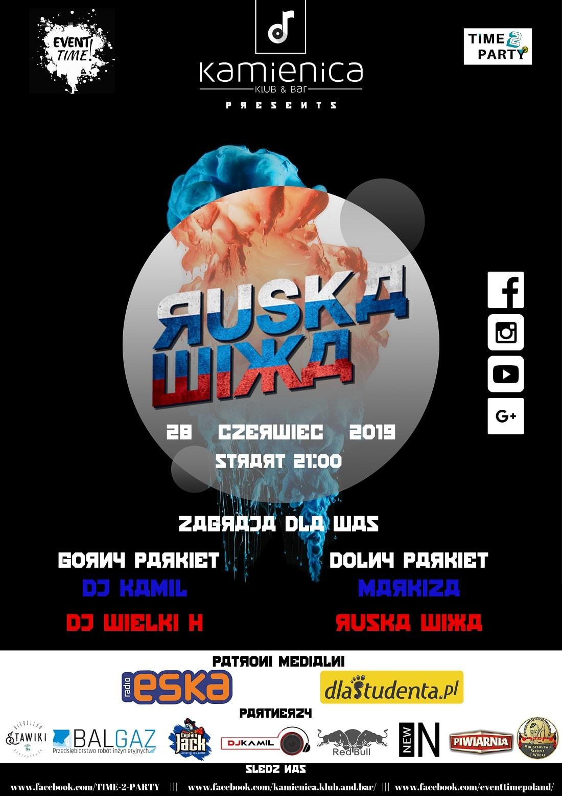 Ruska Wixa 2019 Plakat