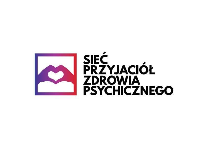 Sieć Przyjaciół Zdrowia Psychicznego logo