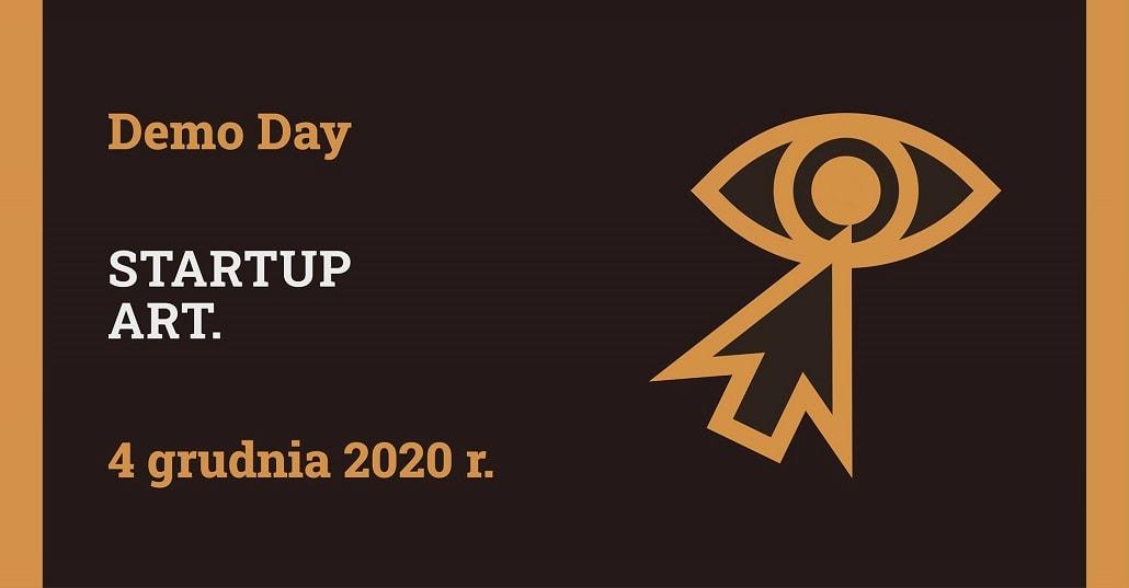 Startup Art. 2020 Demo Day baner