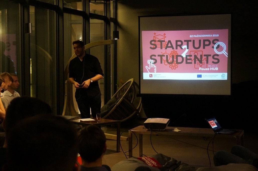 Zdjęcie z Startups2students 2019