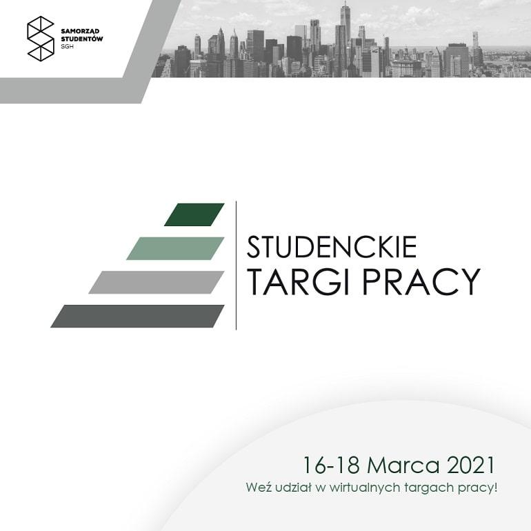 Informacje o Studenckich Targach Pracy 2021
