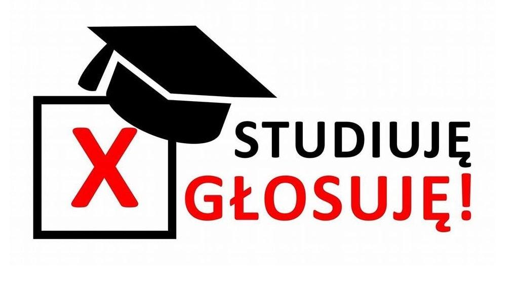 Logo projektu Studiuję Głosuję