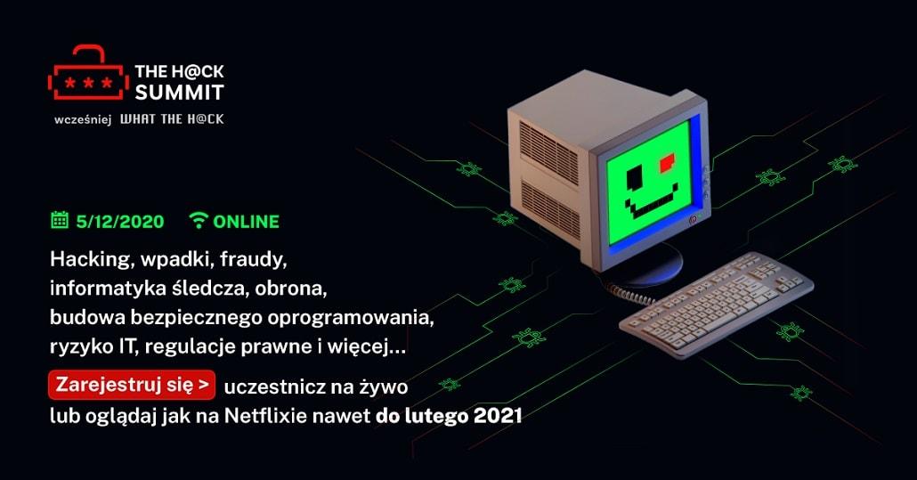 The Hack Summit 2020 - baner