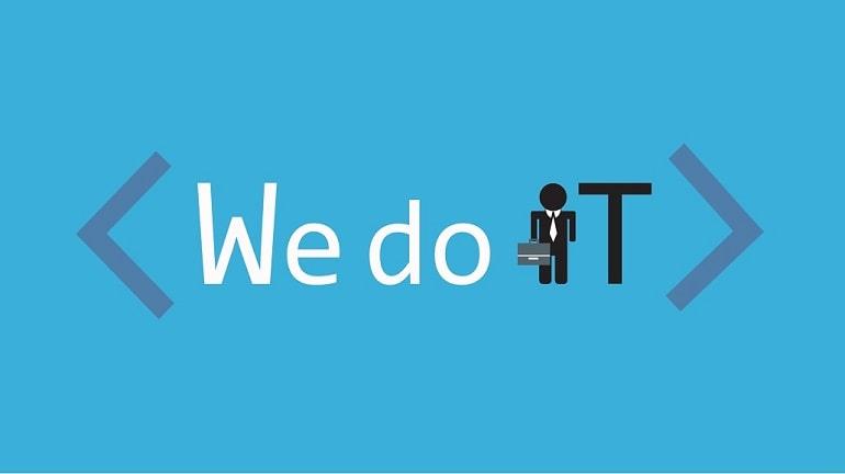 We do It - logo projektu Studenckie Forum Business Centre Club