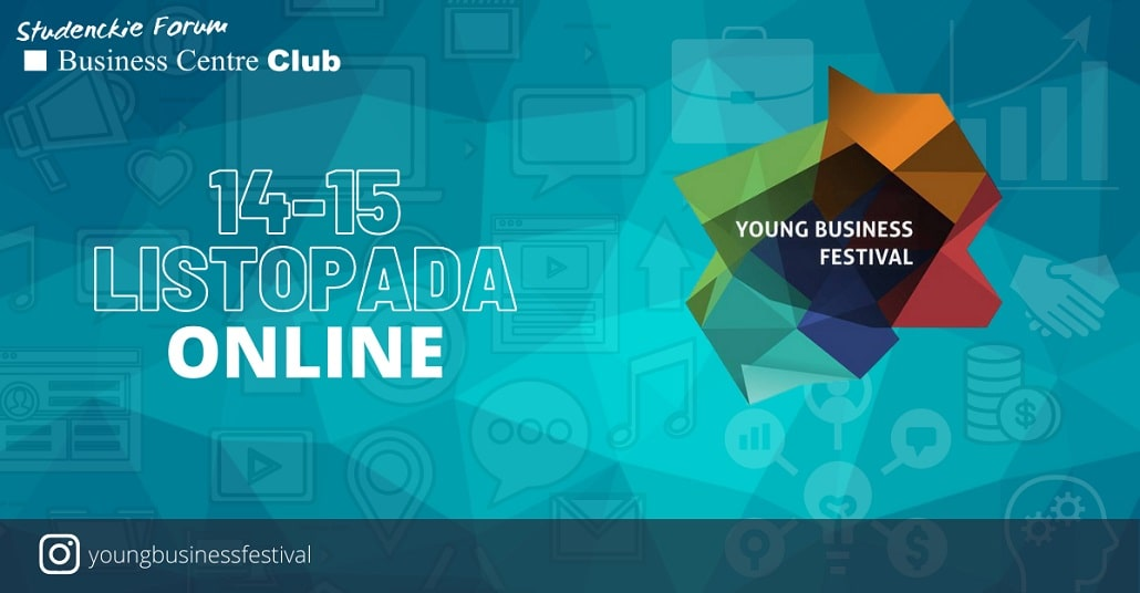 Young Business Festival 2020 - baner