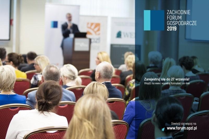 Wystąpienie na Zachodniopomorskim Forum Gospodarczym