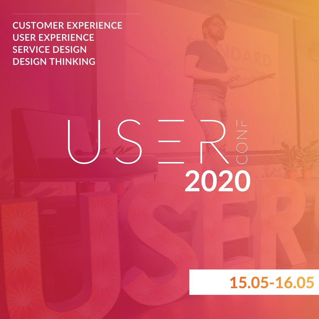 USER Conference 2019 plakat