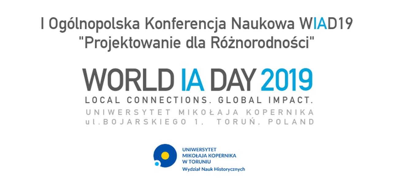 Konferencja odbędzie się 23 lutego 2019 roku.