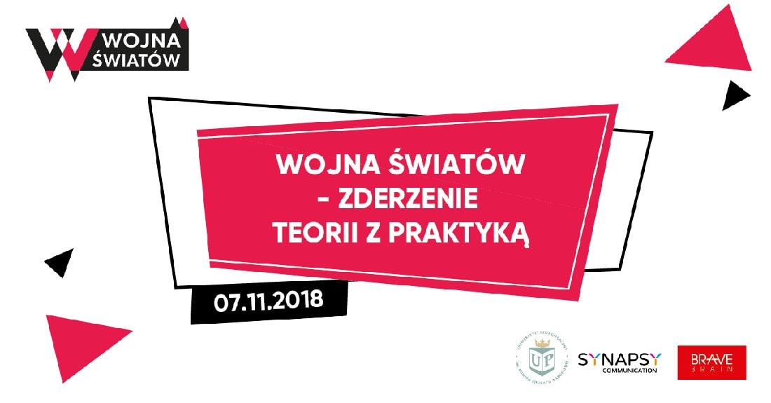 Konferencja odbędzie się 7 listopada 2018 roku.