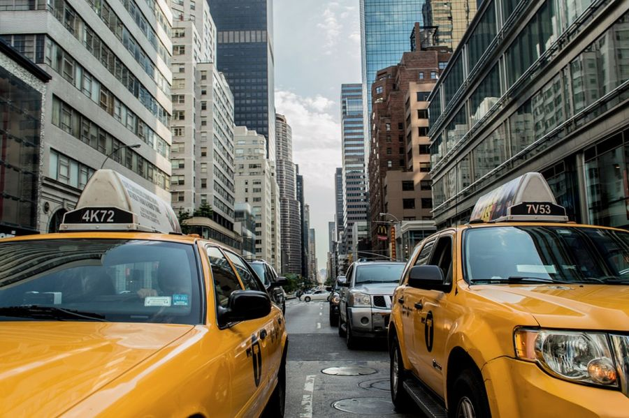taksówka zestawienie