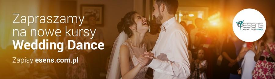 Kursy Wedding Dance w Akademii Tańca Esens