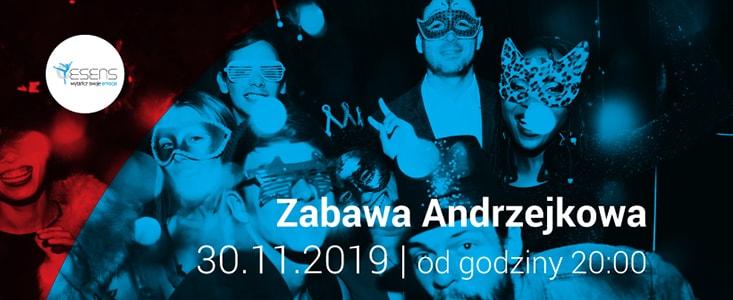 impreza Andrzejkowa w Akademii Tańca Esens